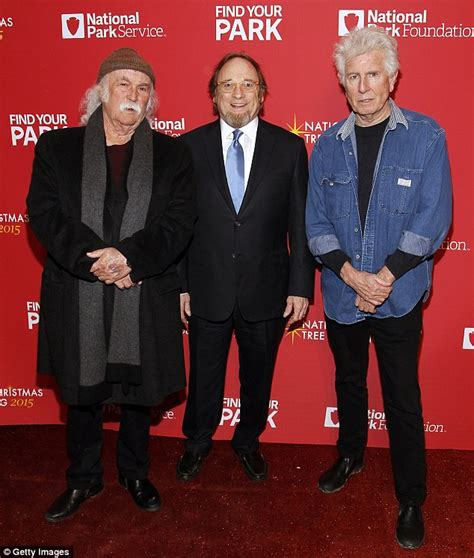 david crosby now crosby stills and nash split up after 50 years due to