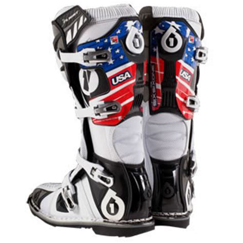 661 motocross boots sixsixone usa limited edition flight boots now available