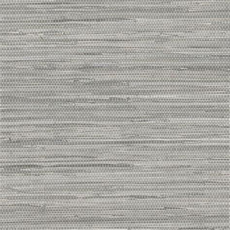 seagrass wallpaper grey dark grey faux grasscloth wallpaper dining room pinterest