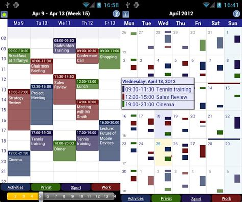 calendar app for android best calendar apps for android