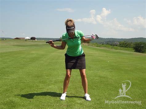 shoulder tilt in golf swing shoulder tilt in the swing swing plane