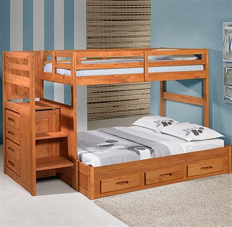 woodwork bunk bed plans  stairs   plans
