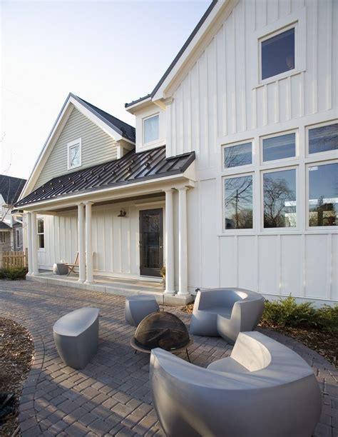modern farmhouse exterior farmhouse with board and batten board and batten exterior farmhouse with james hardie