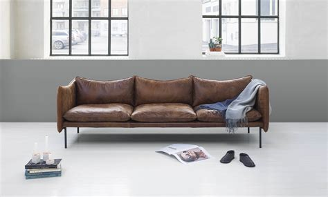 designer leather couch beautiful leather sofas by swedish brand fogia cate st hill