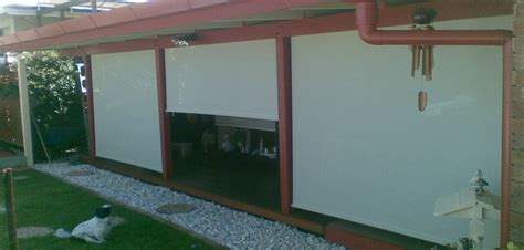 Patio Blinds Brisbane by Outdoor Blinds In The Brisbane Area