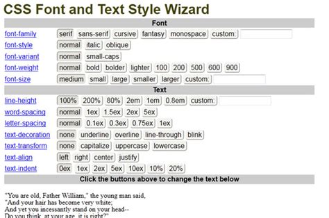 Font Design With Css | html font color css phpsourcecode net