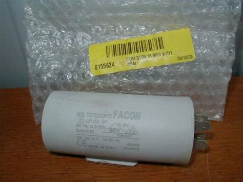 facon capacitor for sale wacker 35 mf capacitor light tower facon 0155624 i15