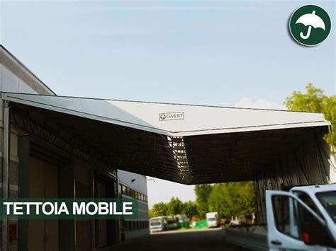 tettoia mobile tettoia mobile in provincia di brescia per spinelli teloni