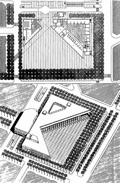 Urban Networks: Rafael Moneo, urbanista: tres plazas