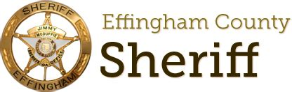 effingham county booking desk sheriff effingham county ga