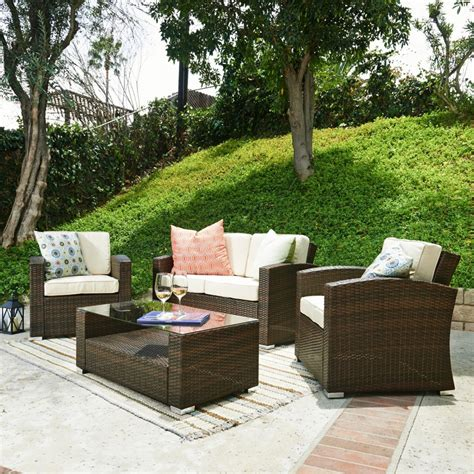 Patio Furniture Seating Sets Aldi Patio Furniture For Tropical Patio Design Cool House To Home Furniture