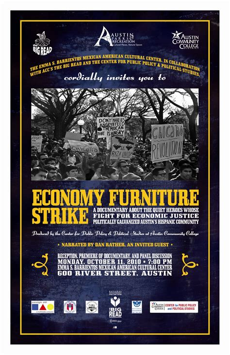 economy furniture acc debuts documentary on austin s economy furniture