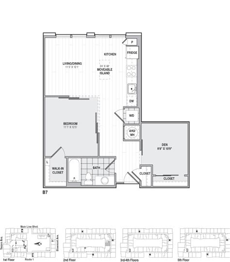 frasier floor plan the frasier rentals alexandria va apartments com