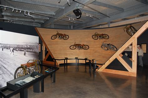 English Homes Interiors file harley davidson museum board track jpg wikimedia