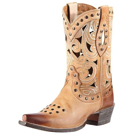 western womens boots ariat womens western boots