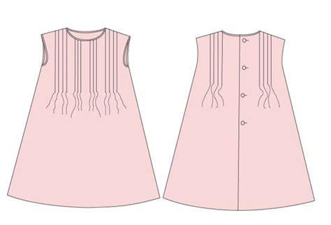 vestido nina patrones vestido de ni 241 a con jaretas diy patr 243 n gratis