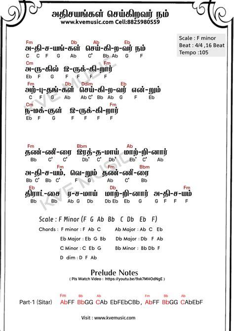 அதிசயங்கள் செய்கிறவர்-Athisayangal seigiravar-Tamil