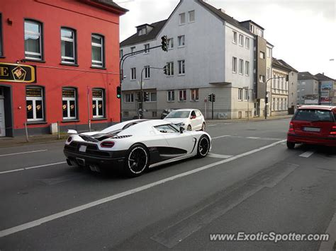 koenigsegg germany koenigsegg agera r spotted in wuppertal germany on 06 10 2014