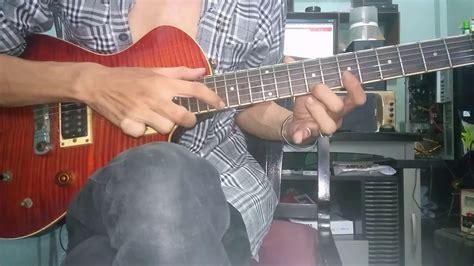 tutorial guitar tapping ludwig van beethoven moonlight sonata 3rd movement