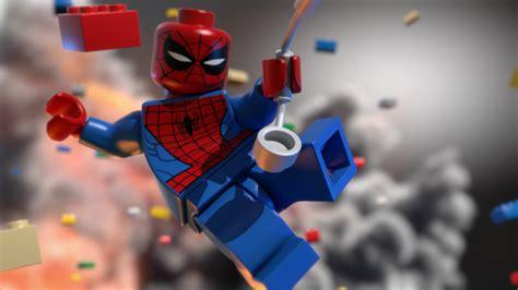 Wallpaper 4k Lego | lego spiderman hd cartoons 4k wallpapers images