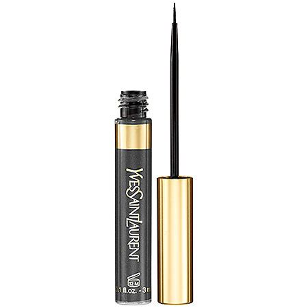 Eyeliner Ysl yves laurent emerald reflections liquid eyeliner moir 233 7