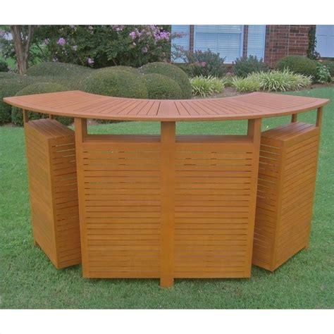 Folding Bar Table Outdoor International Caravan Westlake Multi Section Folding Bar Table Home Bars Outdoor Ebay