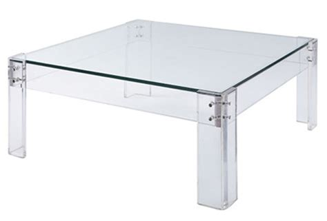 acrylic and glass coffee table still loving lucite coffee tables erika brechtel