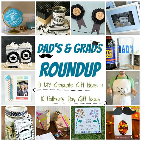 s day gift ideas for diy gift ideas dads grads roundup crafts unleashed