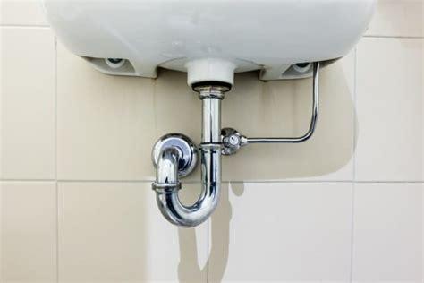 sifone bagno come pulire sifone lavandino non sprecare