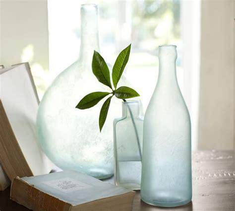 Pottery Barn Wall Vase by Sea Glass Vases Pottery Barn