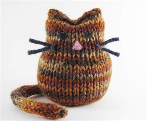 cat motif knitting pattern knitting patterns for cat toys images