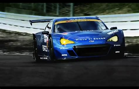 subaru brz racing subaru brz gt300