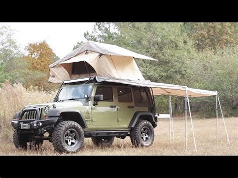 jeep wrangler overland overland life jeep wrangler rig walk around youtube