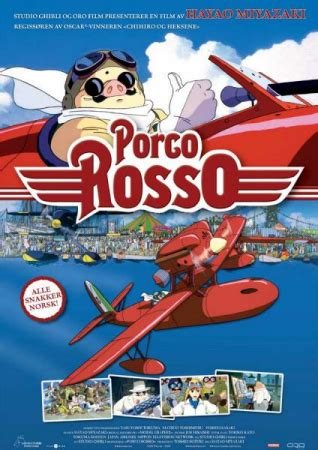film petualangan baru film porco rosso petualangan babi si pilot pesawat amfibi