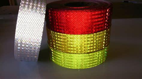 Micro Prismatic Reflective Tape: S Bright Truck Tape