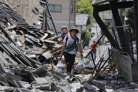 imagenes terremoto japon 2016 fotos terremoto en jap 243 n internacional el pa 205 s