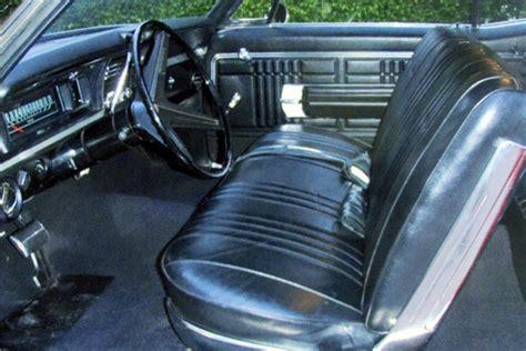 1968 impala interior 1968 chevrolet impala 2 door coupe 88911