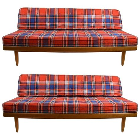 pair of cool blond daybeds at 1stdibs pair of john stuart daybeds at 1stdibs
