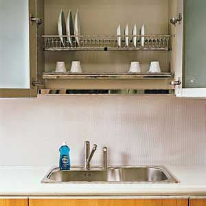 kitchen cabinet dish rack 25 best ideas about dish drying racks on pinterest