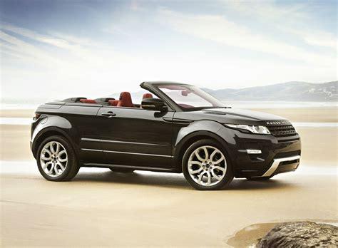 range rover concept range rover evoque convertible concept