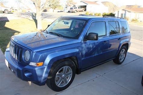 2007 Jeep Patriot 2007 Jeep Patriot Pictures Cargurus