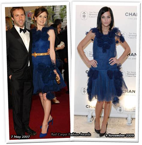 Who Wore Chanel Better by Who Wore Chanel Better Emily Mortimer Or Leigh Lezark