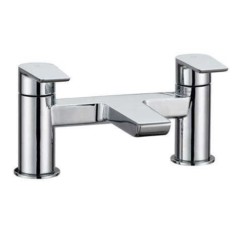 B Q Kitchen Sink Mixer Taps by Cooke Lewis Ricci Chrome Bath Mixer Tap Departments
