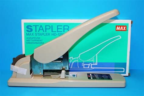 Stapler Jilid Max Hd 12l17 welcome to jabal arafah stationary