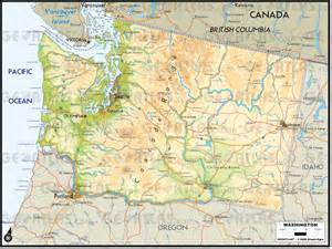 washington canada border map map of canada and washington state pictures to pin on