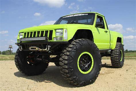 lifted jeep comanche badass cherokees pics jeep cherokee forum