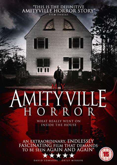 my horror my amityville horror dvd the horror entertainment magazine