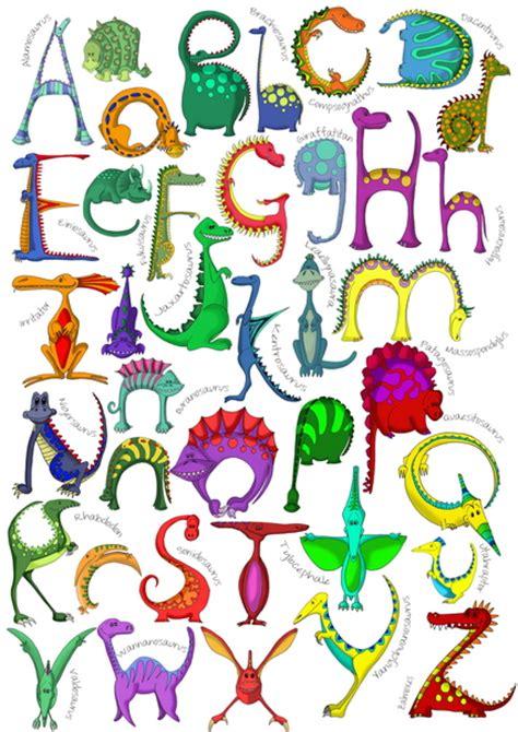 printable dinosaur alphabet dinosaur alphabet