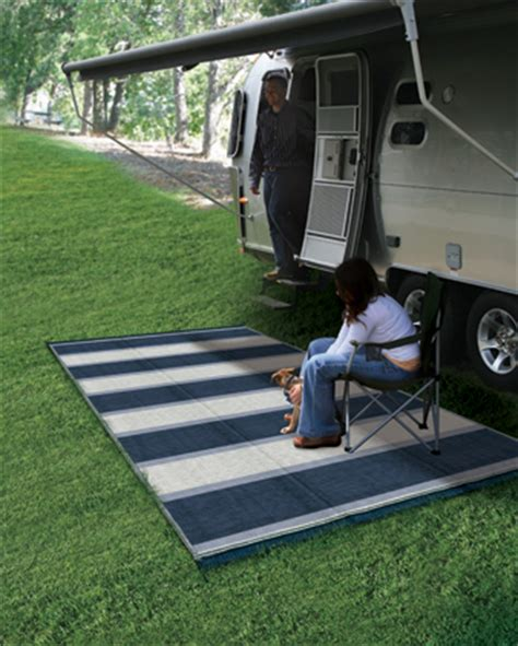 Rv Patio Accessories Patio Awning Rugs And Mats Can Be A Useful And Decorative