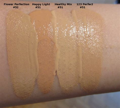 Wowwow Cover Max Foundation 04 deluxe bourjois happy light foundation and java